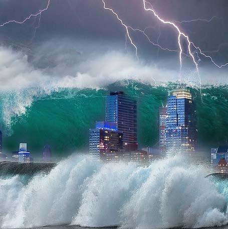 Raising A Storm
