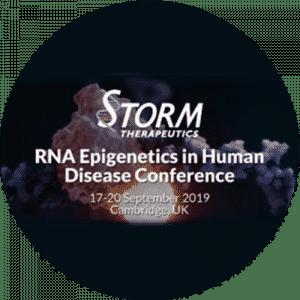 STORM Therapeutics Presents Breakthrough Data at RNA Epigenetics Conference.