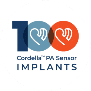 Endotronix Celebrates 100th Implant Of The Cordella™ Pulmonary Artery Pressure Sensor For Proactive, Remote Management Of Heart Failure